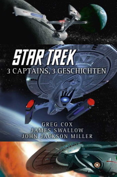 star trek 3captains 3geschichten m